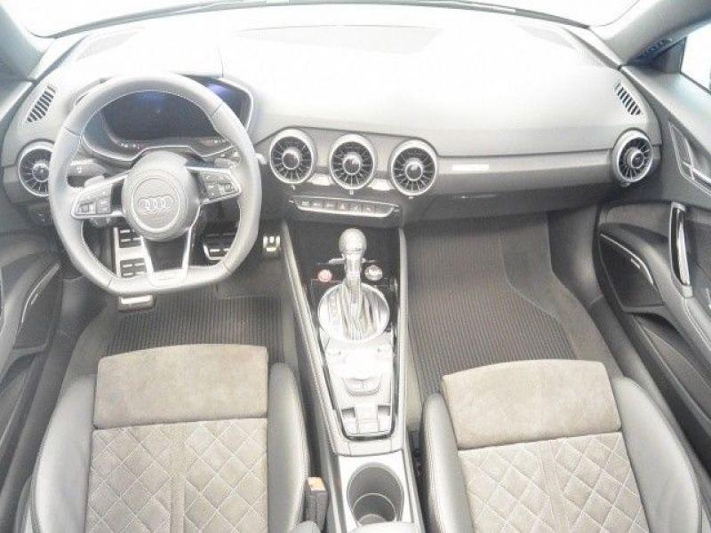 Audi TTS Roadster 2.0 TFSI 310 Quattro Noir occasion à Beaupuy - photo n°2