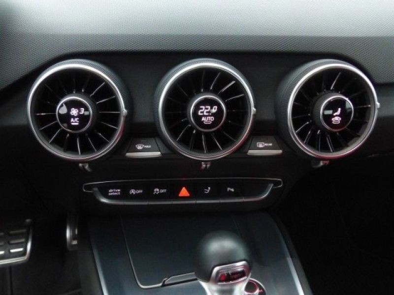 Audi TTS Roadster 2.0 TFSI 310 Quattro Rouge occasion à Beaupuy - photo n°7