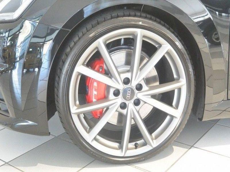 Audi TTS Roadster 2.0 TFSI 310 Quattro Noir occasion à Beaupuy - photo n°7