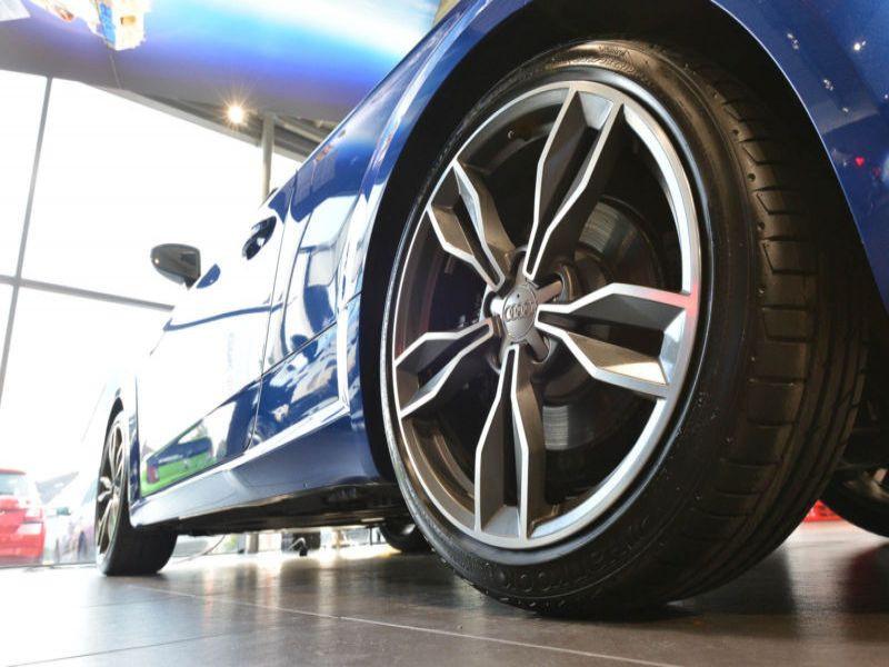 Audi TTS Roadster 2.0 TFSI 310 Quattro Bleu occasion à Beaupuy - photo n°6