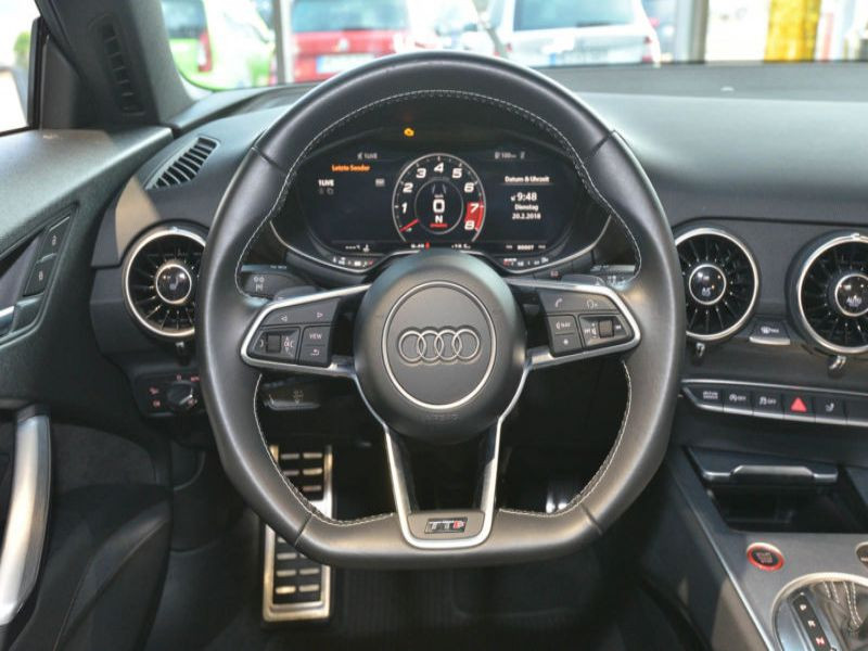 Audi TTS Roadster 2.0 TFSI 310 Quattro Bleu occasion à Beaupuy - photo n°5