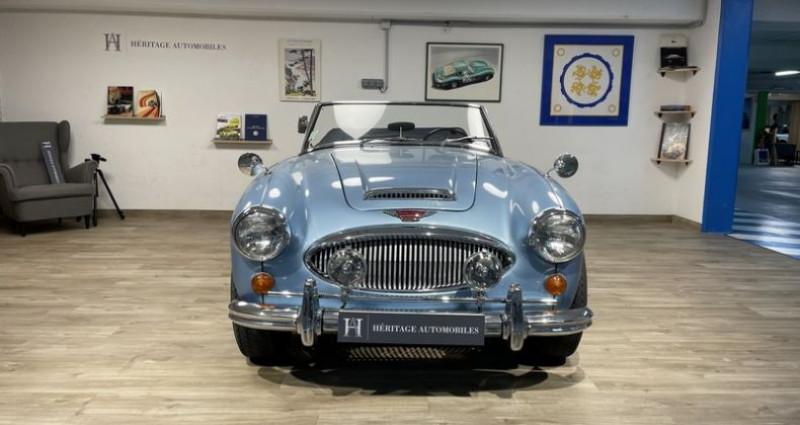 Austin healey 3000 MK3 Type BJ8 Bleu occasion à Neuilly-sur-Seine - photo n°2