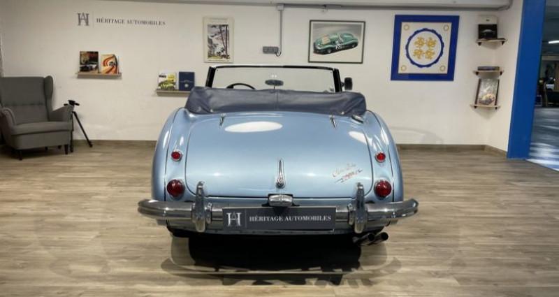 Austin healey 3000 MK3 Type BJ8 Bleu occasion à Neuilly-sur-Seine - photo n°6