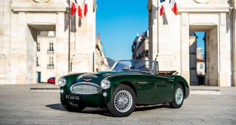 Austin healey 3000 MKIII BJ8 Vert occasion à Paris