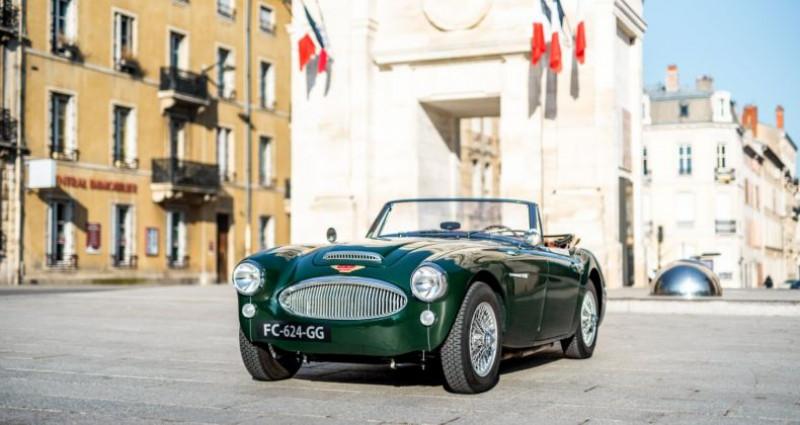 Austin healey 3000 MKIII BJ8 Vert occasion à Paris - photo n°2