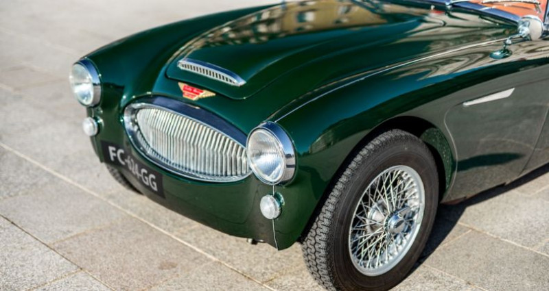 Austin healey 3000 MKIII BJ8 Vert occasion à Paris - photo n°5