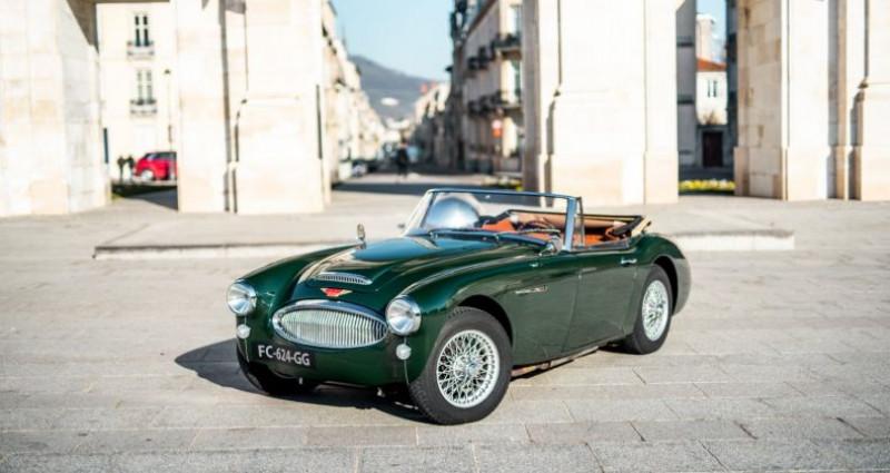 Austin healey 3000 MKIII BJ8 Vert occasion à Paris - photo n°4