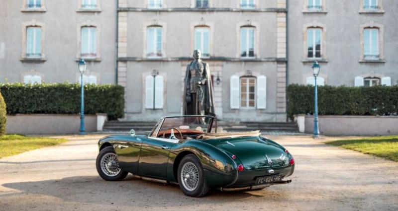 Austin healey 3000 MKIII BJ8 Vert occasion à Paris - photo n°7
