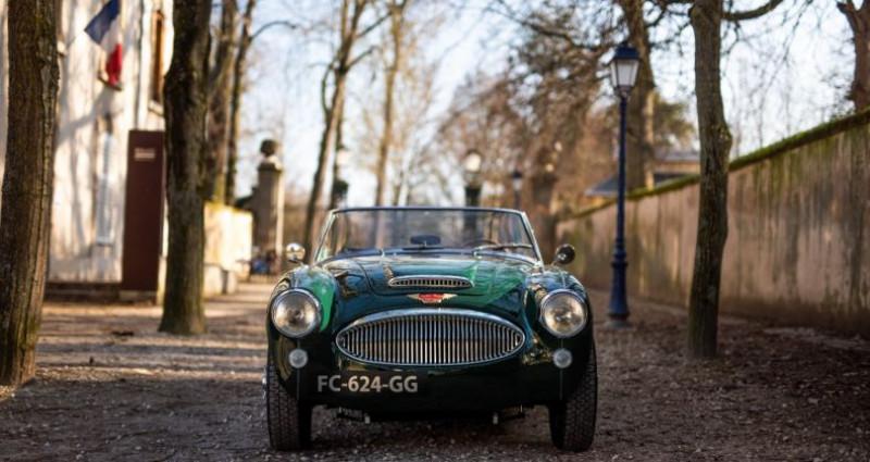 Austin healey 3000 MKIII BJ8 Vert occasion à Paris - photo n°6
