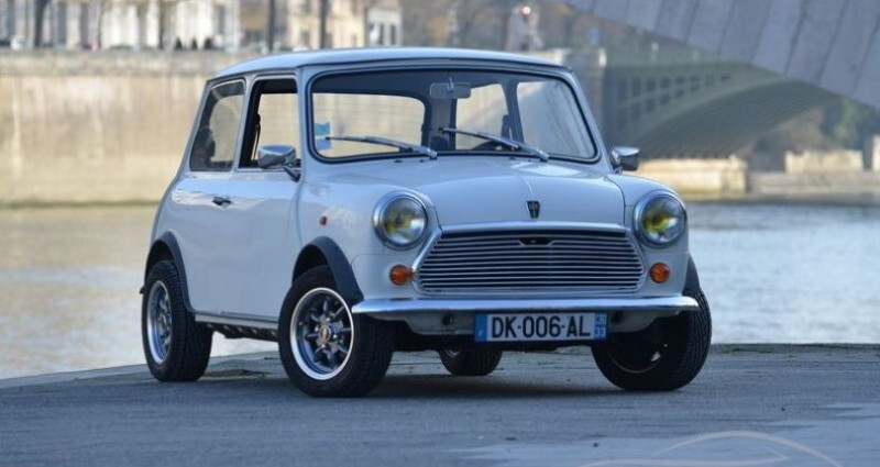Austin MINI 1000 SPECIAL Blanc occasion à PARIS
