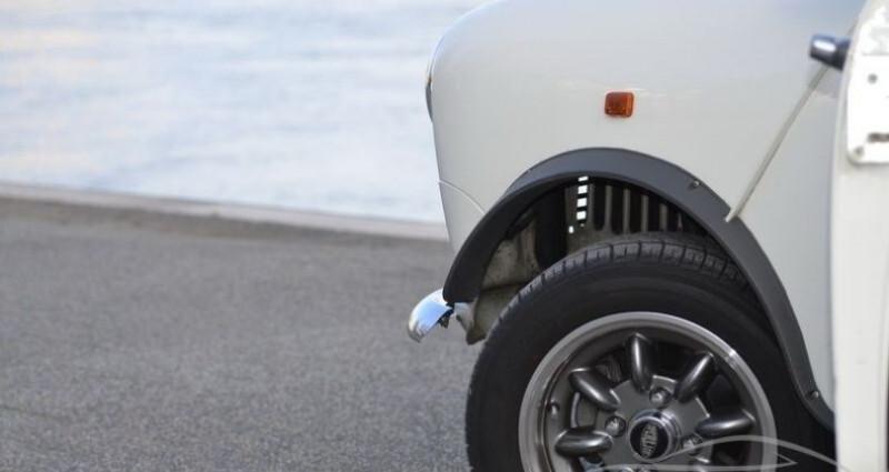 Austin MINI 1000 SPECIAL Blanc occasion à PARIS - photo n°4