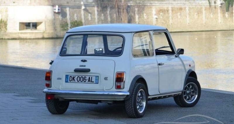 Austin MINI 1000 SPECIAL Blanc occasion à PARIS - photo n°3
