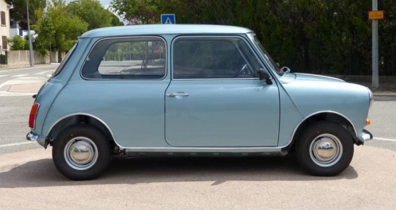 Austin MINI 1000 Bleu occasion à Aix En Provence - photo n°4