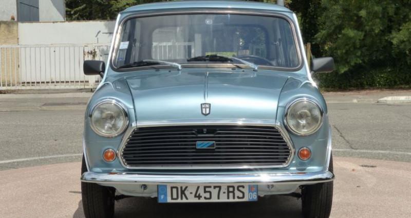 Austin MINI 1000 Bleu occasion à Aix En Provence - photo n°2