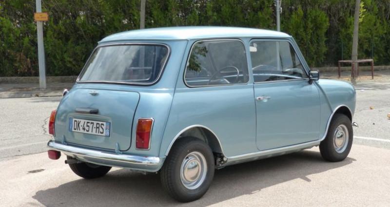 Austin MINI 1000 Bleu occasion à Aix En Provence - photo n°5