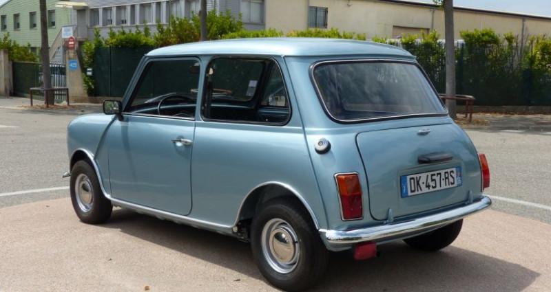 Austin MINI 1000 Bleu occasion à Aix En Provence - photo n°7