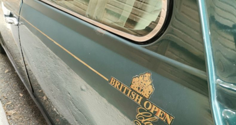 Austin MINI British Open Vert occasion à ANTIBES - photo n°6