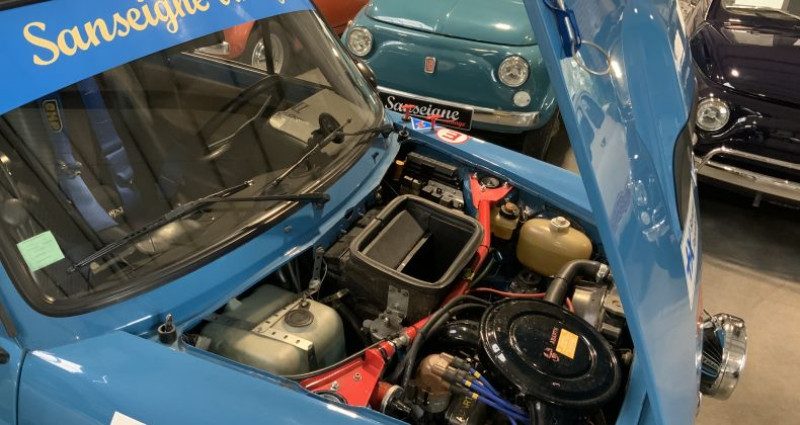 Autobianchi A112 ABARTH Abarth Bleu occasion à SALINS-LES-BAINS - photo n°6