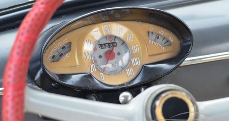 Autobianchi Bianchina TYPE 110 D Gris occasion à PARIS - photo n°5