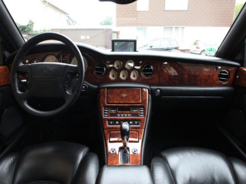 Bentley Arnage 6.75 V8 405 RED LABEL BVA 42 900 € Noir occasion à BEAUPUY - photo n°2