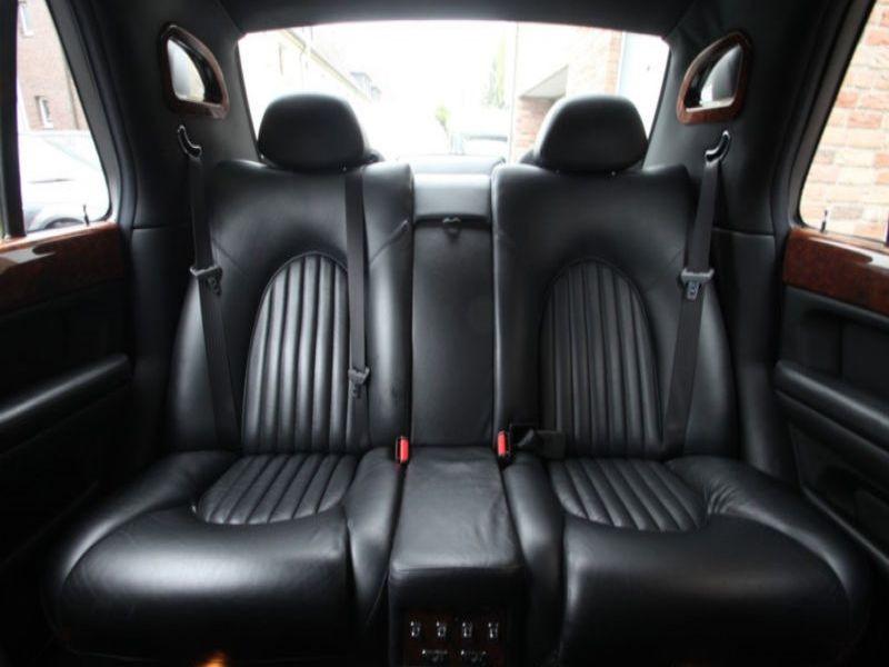 Bentley Arnage 6.75 V8 405 RED LABEL BVA 42 900 € Noir occasion à BEAUPUY - photo n°6