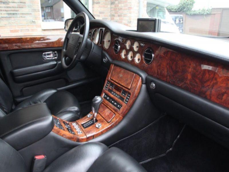 Bentley Arnage 6.75 V8 405 RED LABEL BVA 42 900 € Noir occasion à BEAUPUY - photo n°5