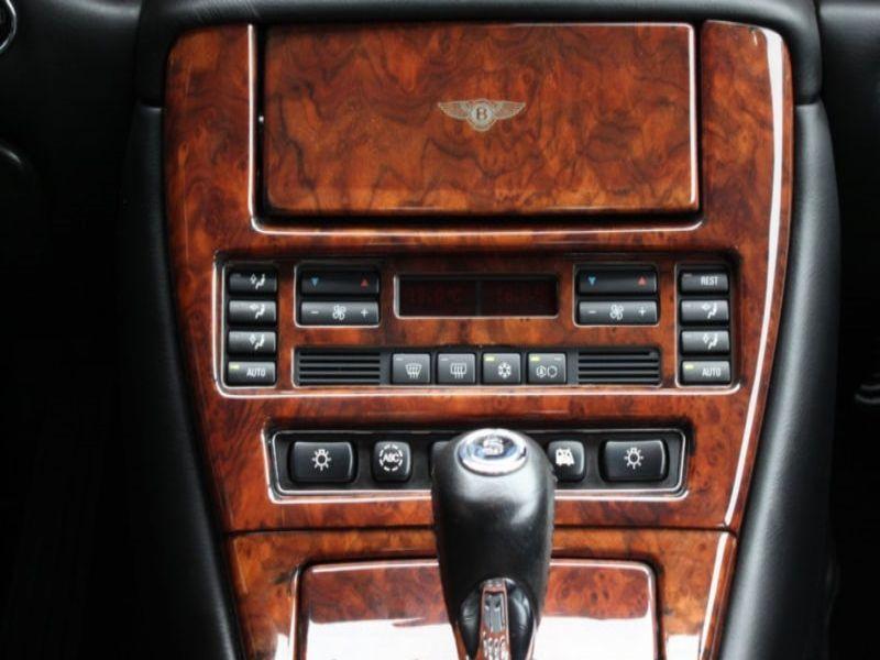 Bentley Arnage 6.75 V8 405 RED LABEL BVA 42 900 € Noir occasion à BEAUPUY - photo n°8