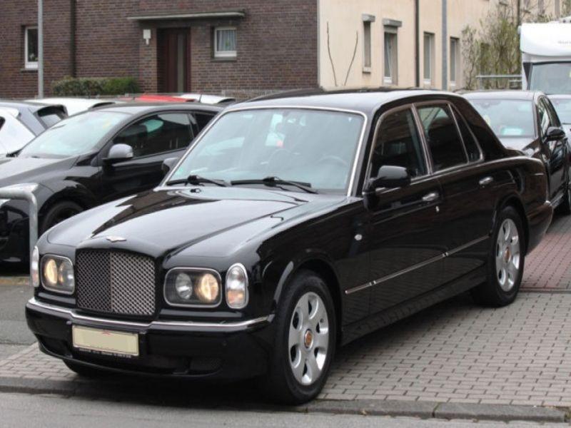 Bentley Arnage 6.75 V8 405 RED LABEL BVA 42 900 € Noir occasion à BEAUPUY