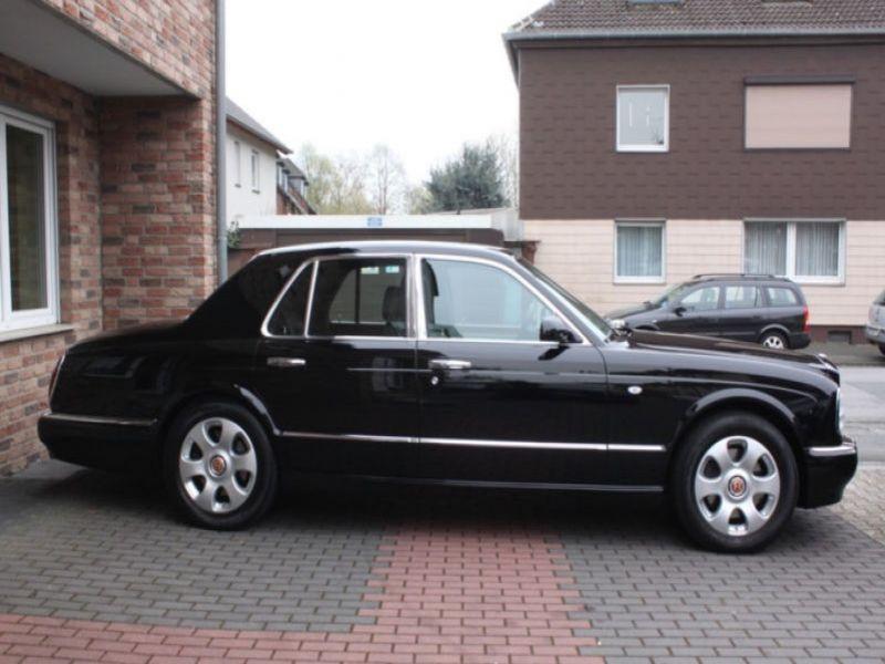 Bentley Arnage 6.75 V8 405 RED LABEL BVA 42 900 € Noir occasion à BEAUPUY - photo n°3