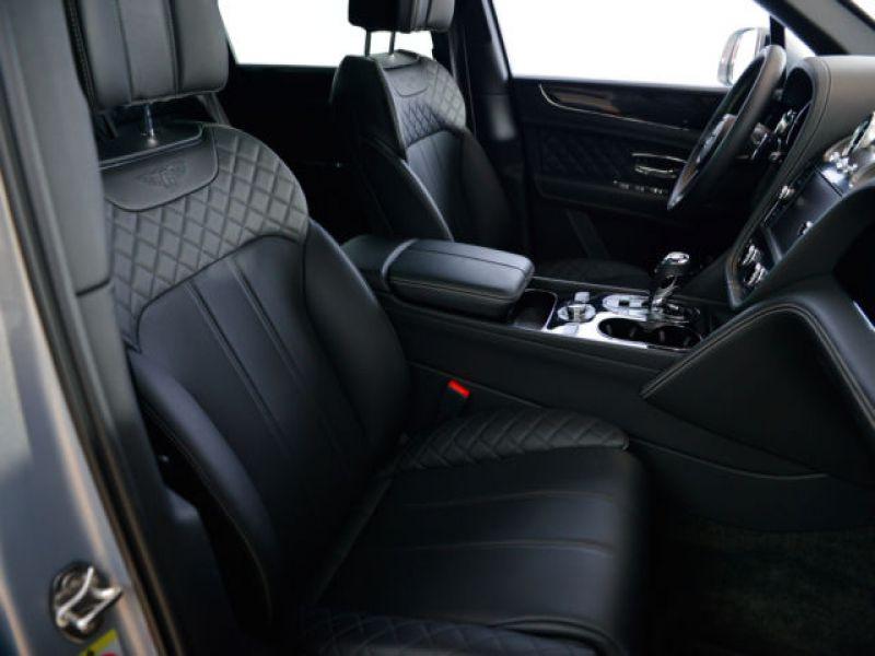 Bentley Bentayga W12 Gris occasion à BEAUPUY - photo n°5