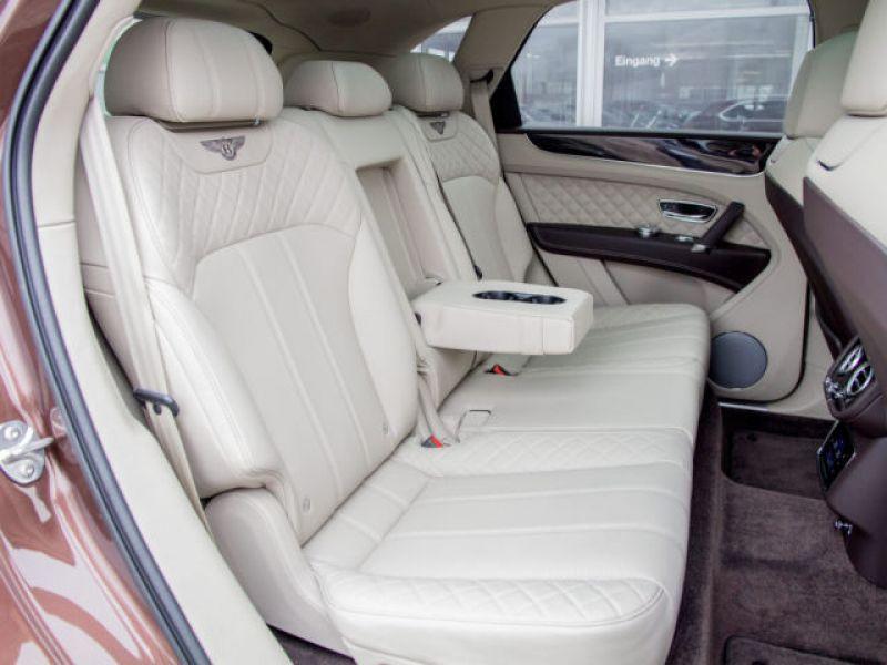 Bentley Bentayga W12 Marron occasion à BEAUPUY - photo n°5