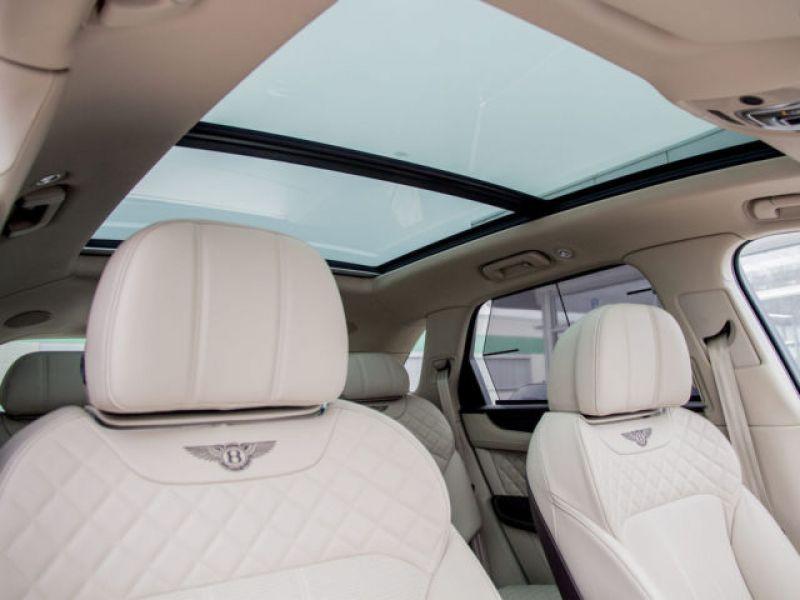 Bentley Bentayga W12 Marron occasion à BEAUPUY - photo n°6