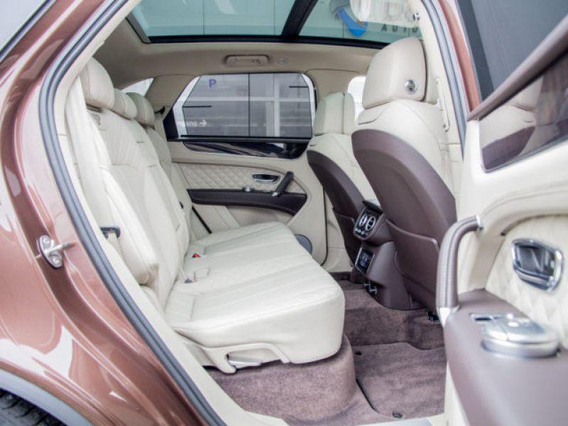 Bentley Bentayga W12 Marron occasion à BEAUPUY - photo n°4