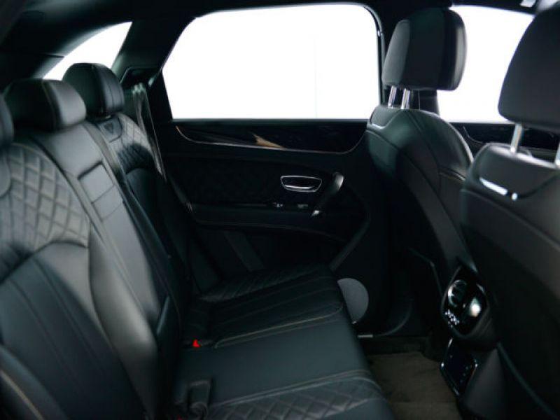 Bentley Bentayga W12 Gris occasion à BEAUPUY - photo n°6