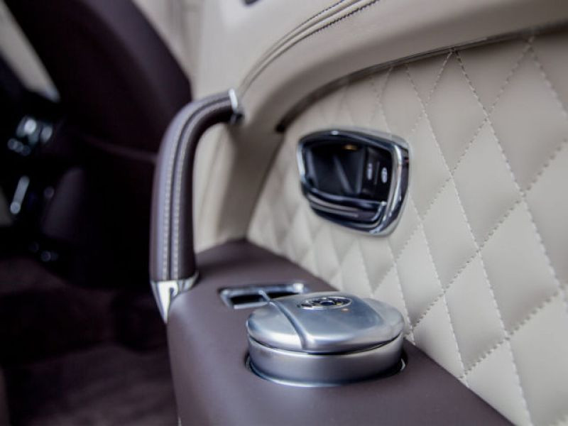 Bentley Bentayga W12 Marron occasion à BEAUPUY - photo n°9