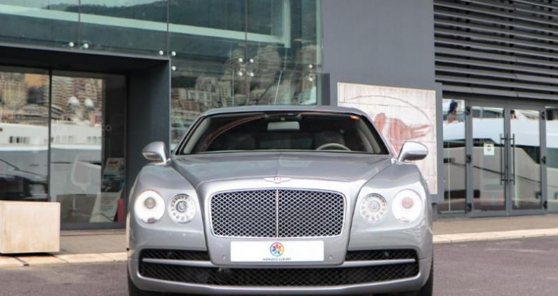Bentley CONTINENTAL FLYING SPUR V8 4.0L 507ch  occasion à Monaco - photo n°2