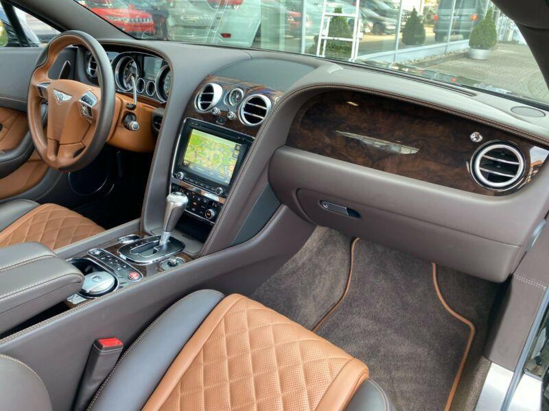 Bentley CONTINENTAL GT 4.0 V8 S MULLINER Noir occasion à BEAUPUY - photo n°5