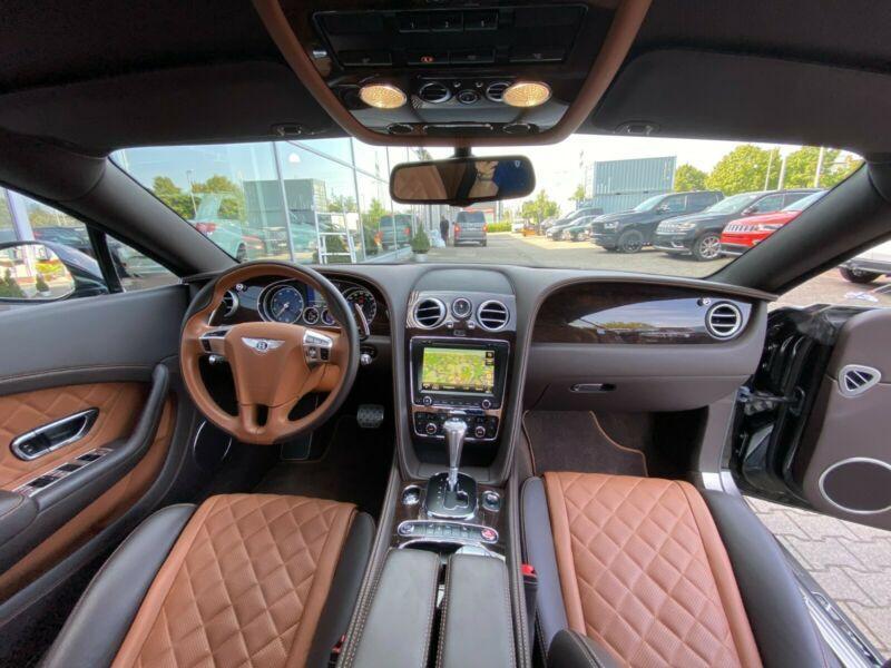 Bentley CONTINENTAL GT 4.0 V8 S MULLINER Noir occasion à BEAUPUY - photo n°2