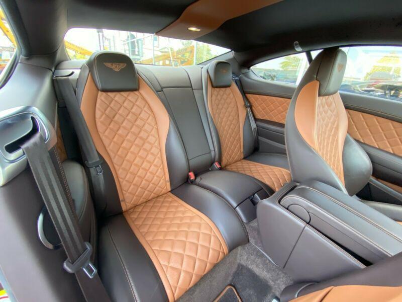 Bentley CONTINENTAL GT 4.0 V8 S MULLINER Noir occasion à BEAUPUY - photo n°6
