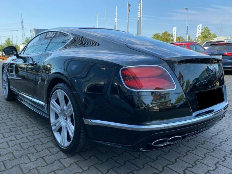 Bentley CONTINENTAL GT 4.0 V8 S MULLINER Noir occasion à BEAUPUY - photo n°3