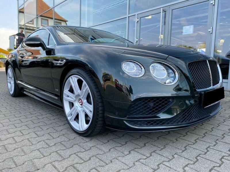 Bentley CONTINENTAL GT 4.0 V8 S MULLINER Noir occasion à BEAUPUY