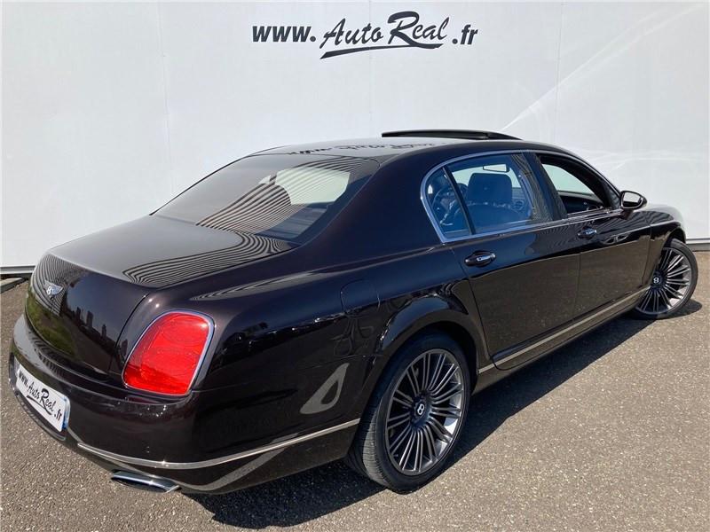 Bentley CONTINENTAL GT 6.0 W12 A Marron occasion à MERIGNAC - photo n°5