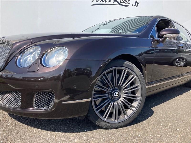 Bentley CONTINENTAL GT 6.0 W12 A Marron occasion à MERIGNAC - photo n°20