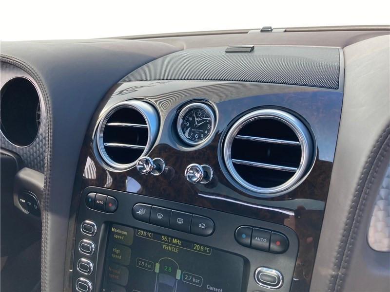 Bentley CONTINENTAL GT 6.0 W12 A Marron occasion à MERIGNAC - photo n°9