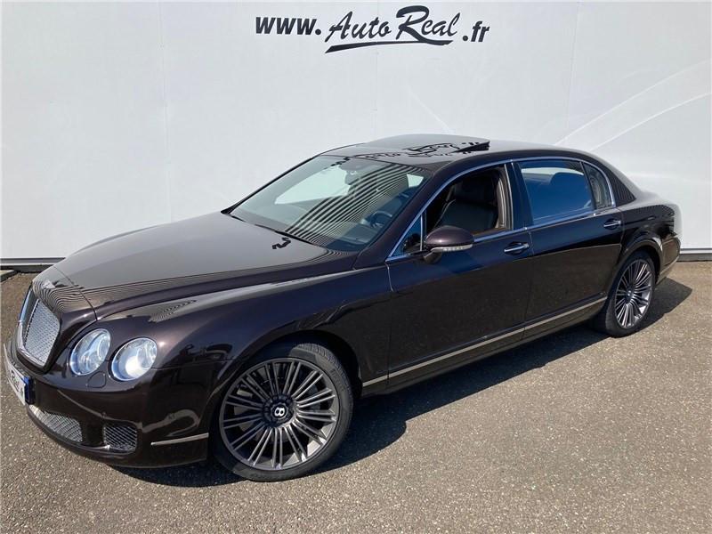 Bentley CONTINENTAL GT 6.0 W12 A Marron occasion à MERIGNAC - photo n°3