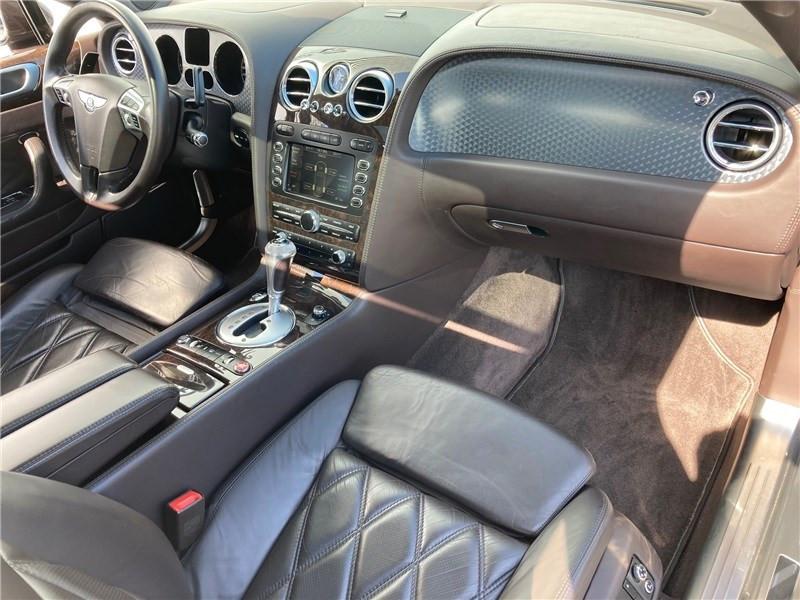 Bentley CONTINENTAL GT 6.0 W12 A Marron occasion à MERIGNAC - photo n°8