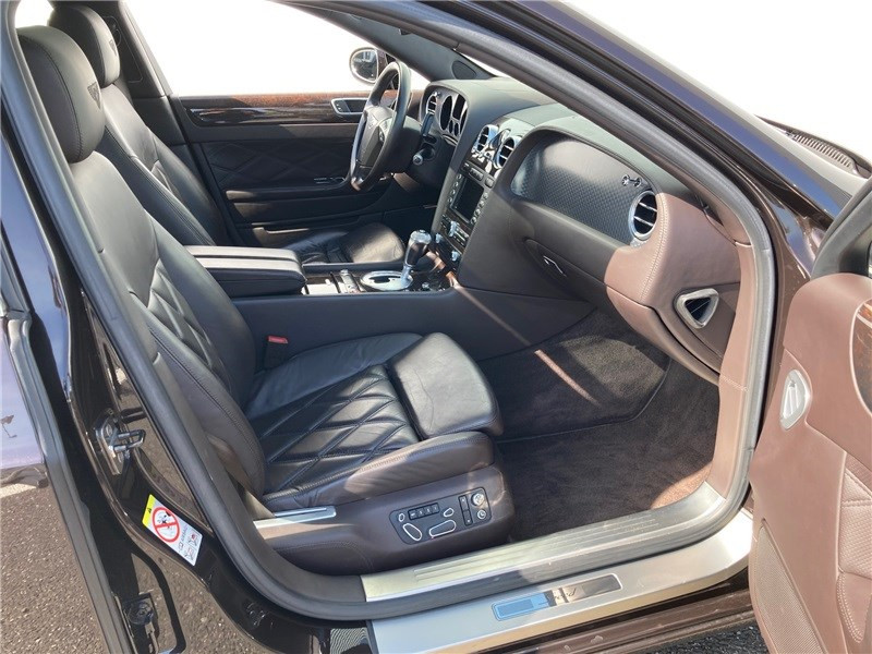 Bentley CONTINENTAL GT 6.0 W12 A Marron occasion à MERIGNAC - photo n°6