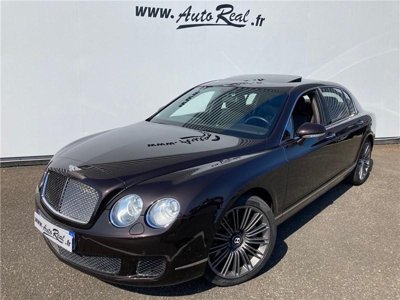 Bentley CONTINENTAL GT 6.0 W12 A Marron occasion à MERIGNAC