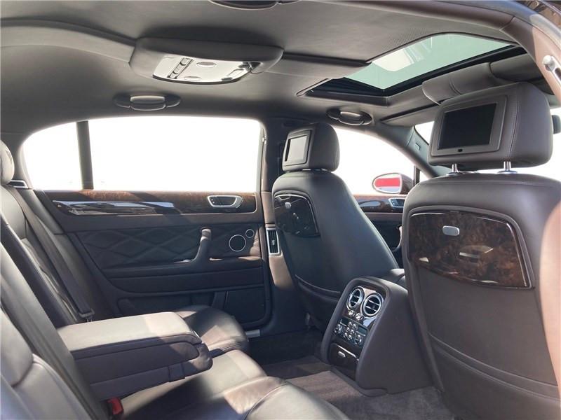 Bentley CONTINENTAL GT 6.0 W12 A Marron occasion à MERIGNAC - photo n°16