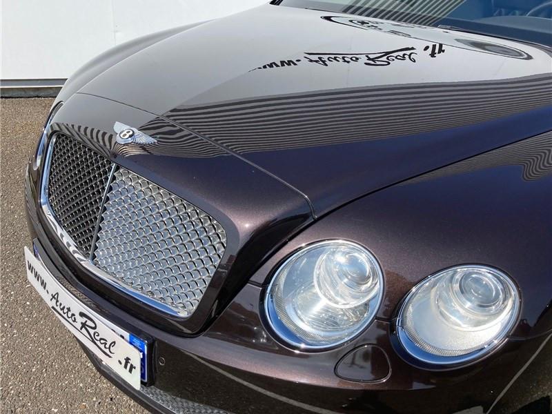 Bentley CONTINENTAL GT 6.0 W12 A Marron occasion à MERIGNAC - photo n°19